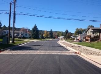 Baldwin Street Reconstruction Civil Infrastructure Services